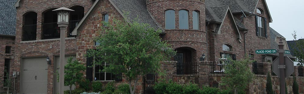 Custom Homes, Plano, TX